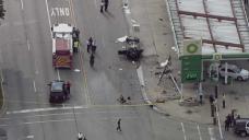 1 Dead in Maywood Car Crash