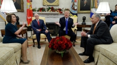 Trump Argues With Dem Leaders, Threatens Gov't Shutdown