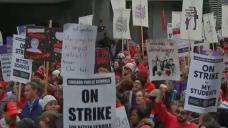 Day 4: Chicago Teachers Strike
