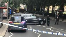 Car Crash Near UK Parliament Appears Deliberate: Police