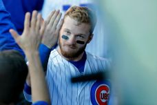 Happ Shines in Lead-Off Audition for Cubs