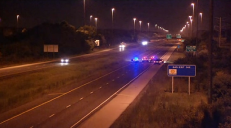 Car Hit by Gunfire on I-57 in South Suburban Matteson