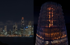 Tallest Office Building on the West Coast Opens to Fanfare