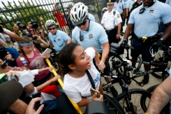 Protests, Marches and More from the DNC in Philly