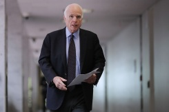 Senator McCain Diagnosed with Brain Cancer
