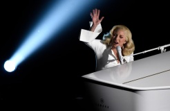 Lady Gaga's Piano Fails to Sell at Auction in NY