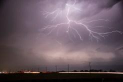 Severe Thunderstorms Threaten Chicago Area