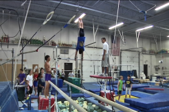 What It Takes To Become An Olympic Gymnast