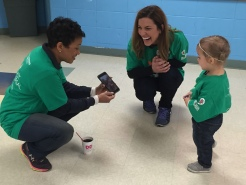 NBC 5 Volunteers for Comcast Cares Day