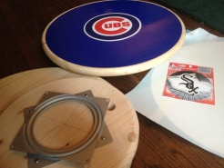 Wayne's Weekend: Create a Hot Dog Caddy & Lazy Susan