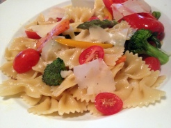 Wayne's Weekend: Pasta Primavera Captures The Flavors Of Spring