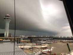 Trains, Flights Delayed During Morning Storms in Chicago Area