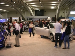 Chicago Auto Show Ticket Tweetaway