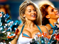NFL Cheerleaders 2012: Ladies of the Gridiron