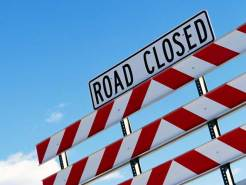 List of Street Closures to Watch for This Weekend