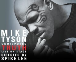 Mike Tyson Stage Show Tweetaway