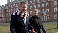 'Love Story' Returns to Harvard 45 Years Later