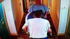 Two Robbers Waddle Out of Hotel With 500-Pound ATM