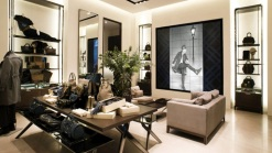 First Look: Burberry's Chicago Flagship Store