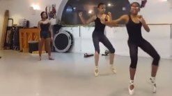 Video of Chicago Ballerinas Dancing Goes Viral