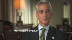 Rahm Fundraises for Democrats with Pelosi