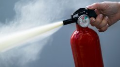 2 Men Lose Legs in Blast at Fire Extinguisher Company