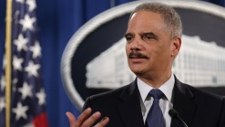 Holder Says Snowden 'Performed a Public Service'