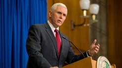 Indiana Gov. 'In Play' as Possible Trump VP Pick