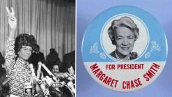 Women Who Ran for the Presidency