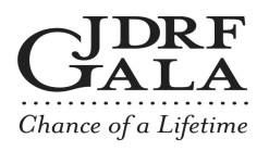 33rd Annual Ron Santo Chance of a Lifetime Gala