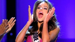 Miss Rhode Island Crowned 2012 Miss USA