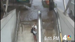 Metro Releases Dramatic Video of Metro Station Flooding
