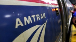 Amtrak Train From Chicago Hits Semi in Joliet