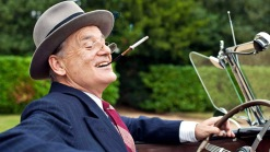 Bill Murray On His Presidential Portrayal of FDR