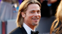 "Brad Pitt Dishes On ""Killing Them Softly"""