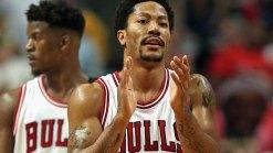 Knicks Troll Bulls as They Welcome Derrick Rose