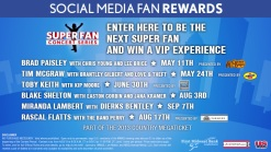 Win a Country Ticket Bundle and Become the Next Super Fan