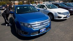 U.S. Auto Makers Look for Big 2012