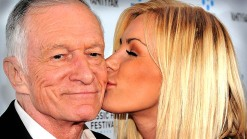 Cradle-Robbing Celebrities: Hef Ties the Knot