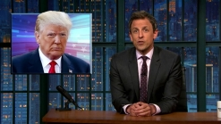 'Late Night': A Closer Look at Trump's Orlando Comments