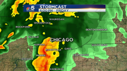 Chicago Area Could See Severe Storms Friday Afternoon