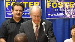 Bill Foster's Victory Speech