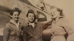 Exhibit Profiles the Women of War