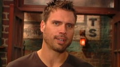 """On the Set of """"The Young & The Restless"""" with Joshua Morrow"""