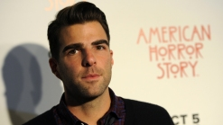 """Why Zachary Quinto Committed to """"American Horror Story: Asylum"""""""