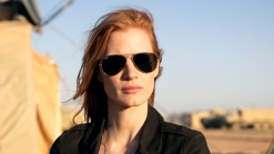 """Jessica Chastain Says """"Zero Dark Thirty"""" Most Difficult Experience"""