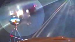 Watch: Driver Fails to Stop for School Bus, Nearly Hits 10-Year-Old