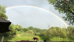 Photos: Rainbows Seen Throughout Chicago Area