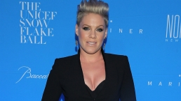 Pink Won't Post About Her Kids on Social Media Anymore