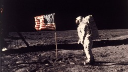 A Look Back at the 1st Moon Landing